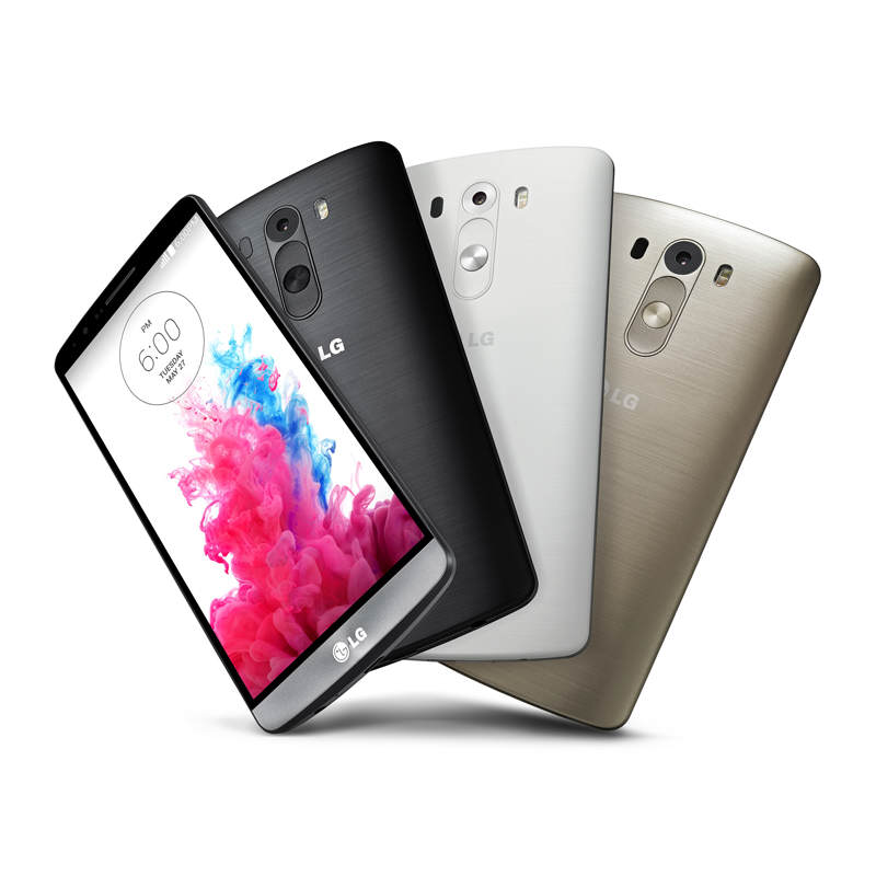 LG G3 - Multi Colors