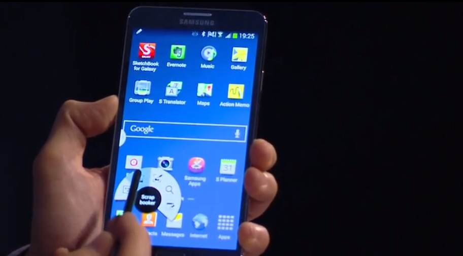 How To Take A Screenshot On Samsung Galaxy Note 3