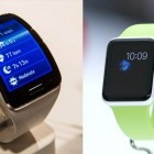 Apple watch vs samsung Gear watches