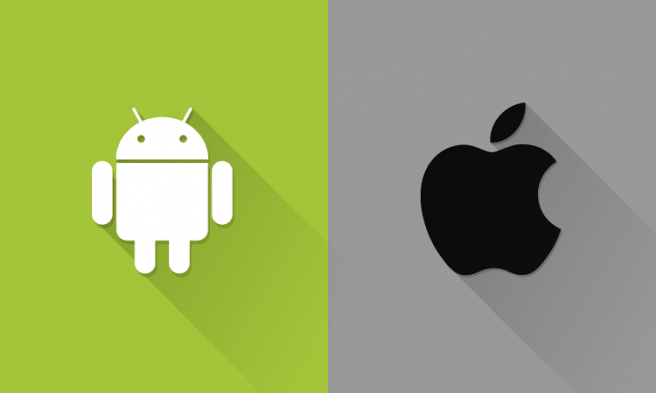 iOS vs. Android: The Clash of App Stores